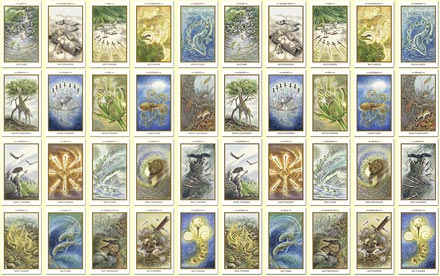 Animals Divine Minor Arcana