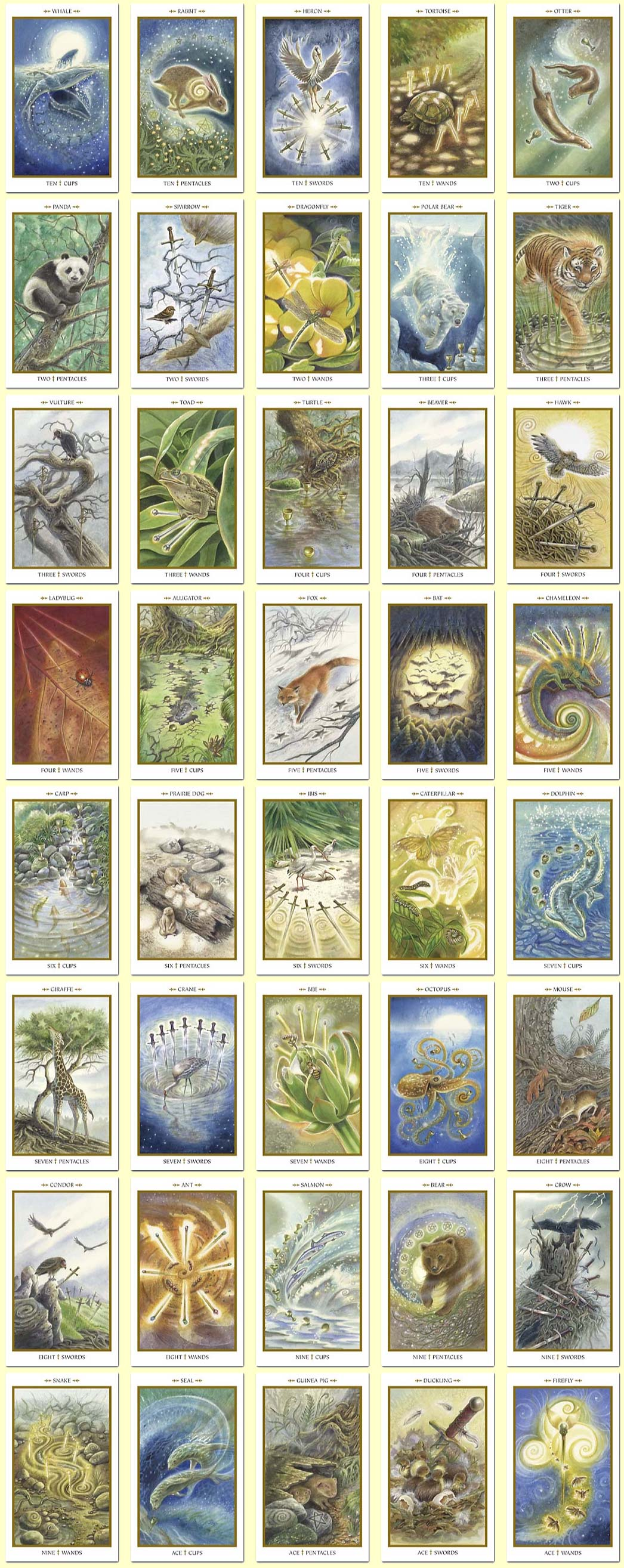 Minor Arcana Collage - large