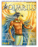 Aquarius Cover - Horus